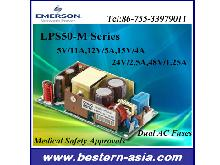Astec LPS54-M 50W Medical Power Supply