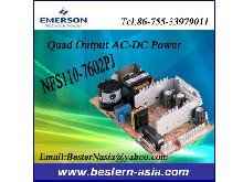 ASTEC/Emerson NFS110-7602PJ Quad Output ACDC Power Supply