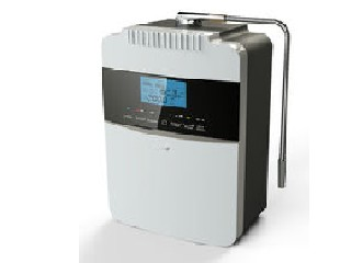 Commercial Heating Acidity & Alkaline Water Ionizer machine with dual filters 4 stages CE