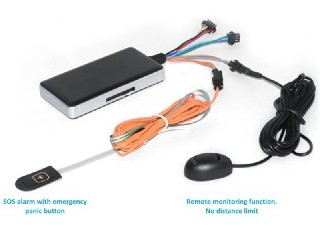 Car GPS Tracker GT06 with Permanent Free Tracking Platform for Checking Location Online