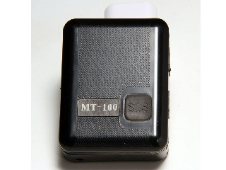 MINI Quadband Waterproof GPS Tracker With Two-way Intercom - MT100