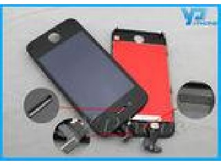 Original and New Digitizer LCD Screen with Digitizer Assembly