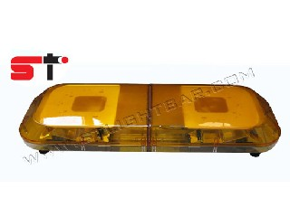 R65 amber ambulance light led mini lightbar