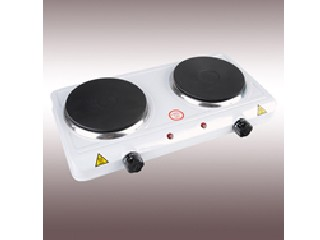 ELECTRIC DOUBLE HOT PLATE   ORDER F-012B