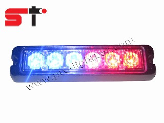 grill light 6led strobe lighthead