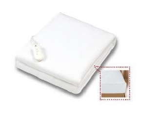 Polyester Fitted Heating Blanket EMC01