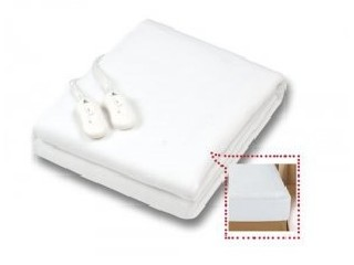 Fitted Polyester Electric Blanket EMC02
