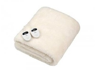 Pure wool electric blanket  LCD10