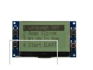 intelligence display LCD module   HTM13264Z