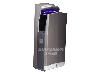 standing jet air hand dryer