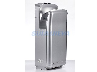 bathroom jet air hand dryer for hotel