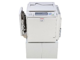 Used Riso high speed Riso RZ220/230 digital duplicator