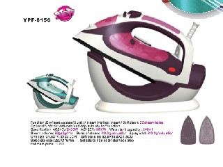 wireless steam iron
