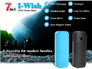QT-V20 Flashlight GPS Tracker Smart for Your Traveling Security Magnetic Vibration Sound Sensor Alar