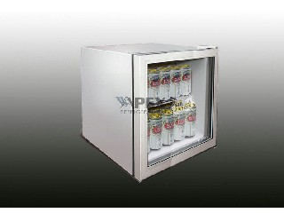 Free Standing Beverage Mini Bar Fridge Graphics for Advertisement MB-50