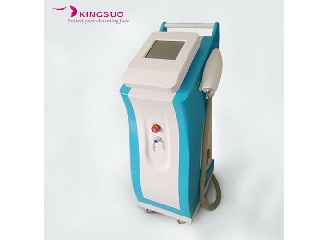 Vertical 1064nm 532nm Q switch Nd yag laser tattoo removal device KS-QL02