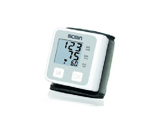 LD-735 Wrist Type Automatic Digital Blood Pressure Monitor