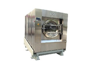 Forward Tilt Automatic Unloading Industrial Washing Machine