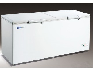 Solid door chest freezer BCBD-1020
