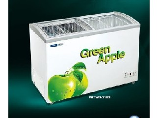 Double-temperature chest freezer  WCD-318S