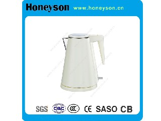 High Quality Stainless Steel Cordless Electric Kettle K41W