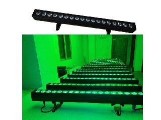 18PCS RGBAW 5in1 led wall washer,led wash light,stage decoration,club light